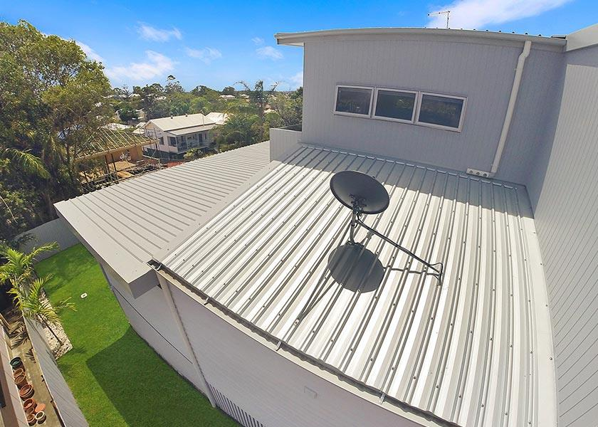 Residential roofing solutions for Sunshine Coast and Brisbane homes